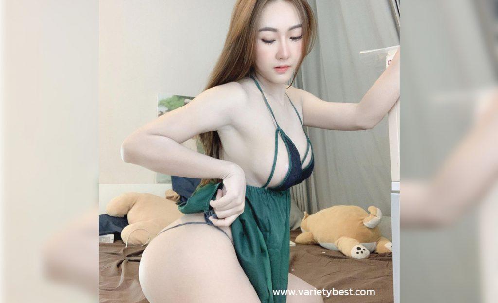 น้องจูน วนิดา นางแบบ สาวสวย หุ่นแซ่บ เซ็กซี่ ร้อนแรง เห็นแล้วต้องซูม (มีคลิป)