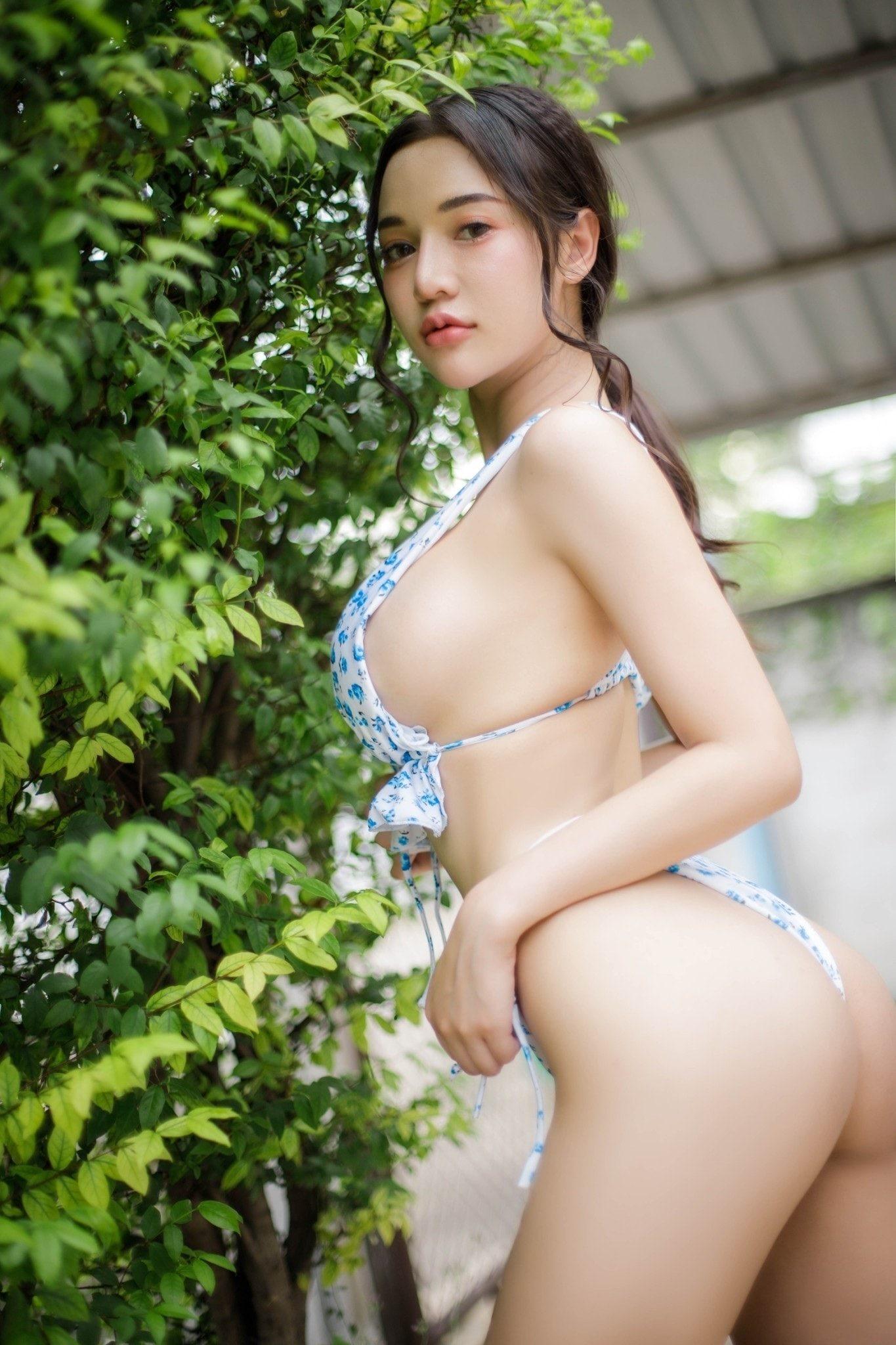 น้องตอง สาวน้อยน่ารัก หุ่นเซ็กซี่ น่าลูบไล้ หลายคนเห็นแล้วอดใจไม่ไหว varietybest