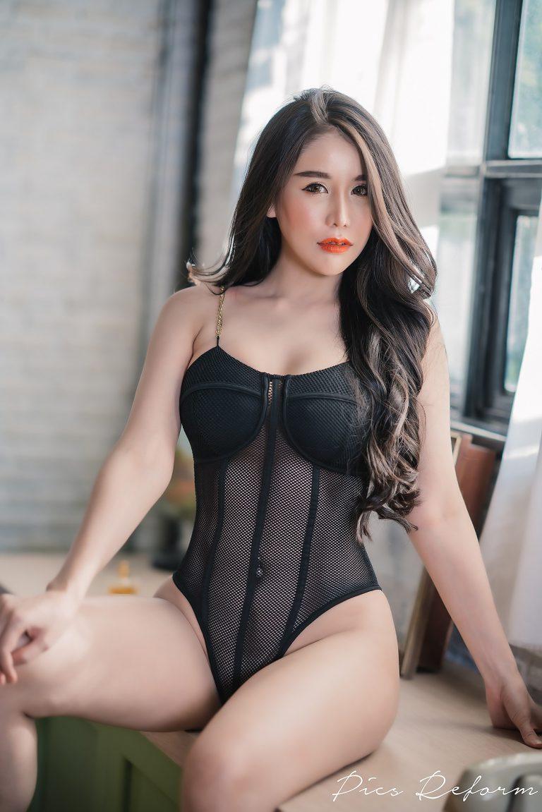 อามมี่ Maxim ขาวเนียน สาวสวยเซ็กซี่ หุ่นสุดเอ็กซ์ ขวัญใจของผู้ชายหลายคน