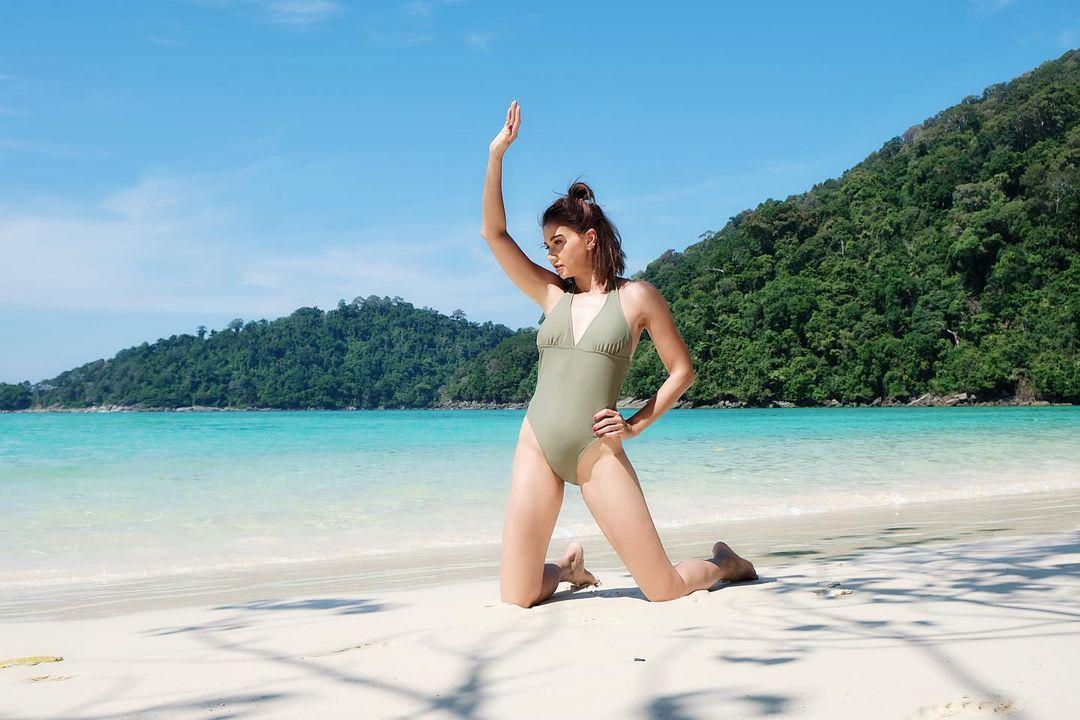 สิเรียม ชุดบิกินี่ ชุดว่ายน้ำ ชุดเที่ยวทะเล