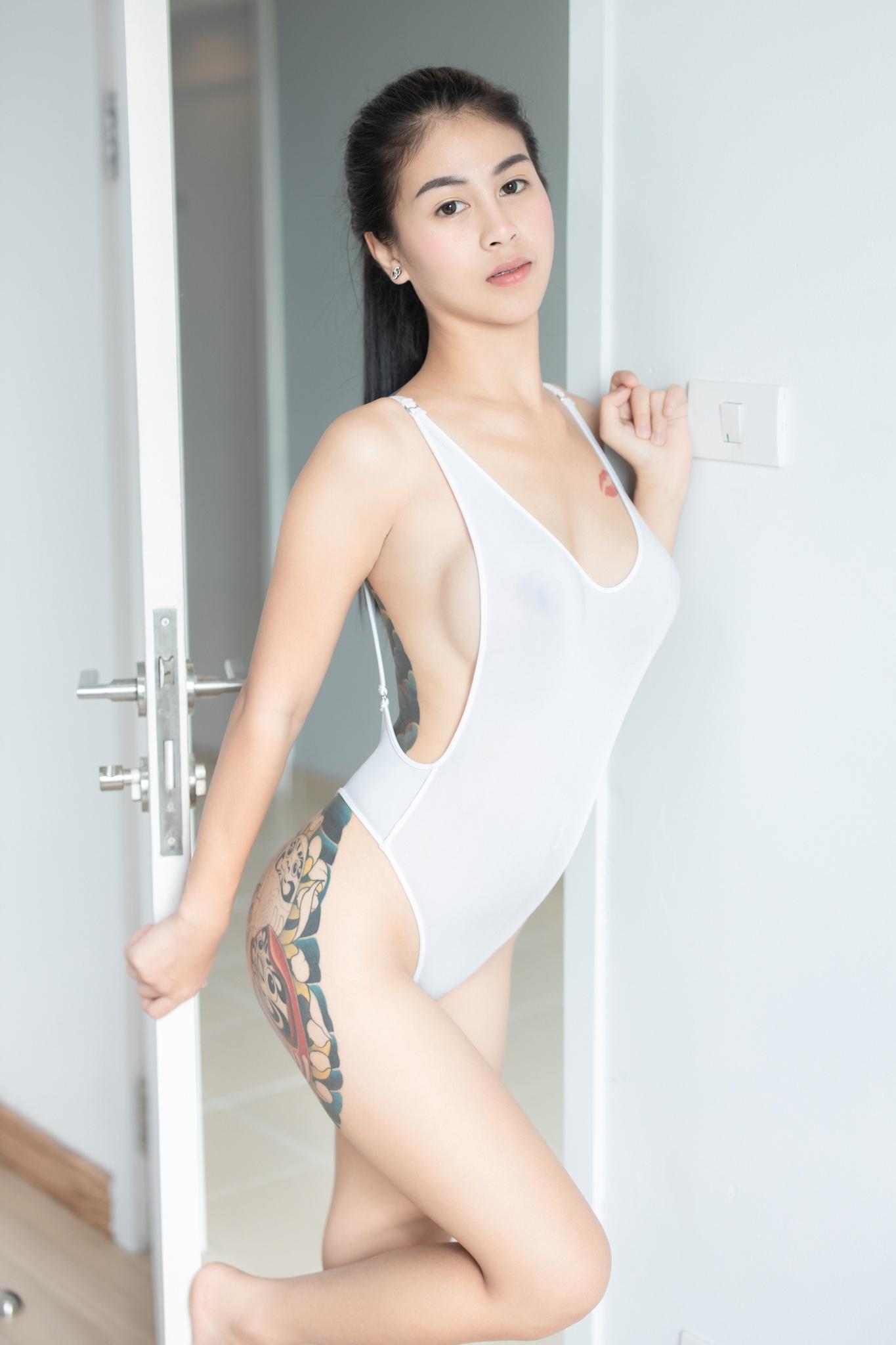 ออย รอยจูบ สาวสวยเซ็กซี่เน็ตไอดอล เรท 18+ นม