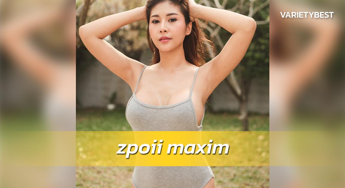 zpoii maxim สาวเซ็กซี่ หุ่นเสียวชวนเงี่ยนน้ำพุง