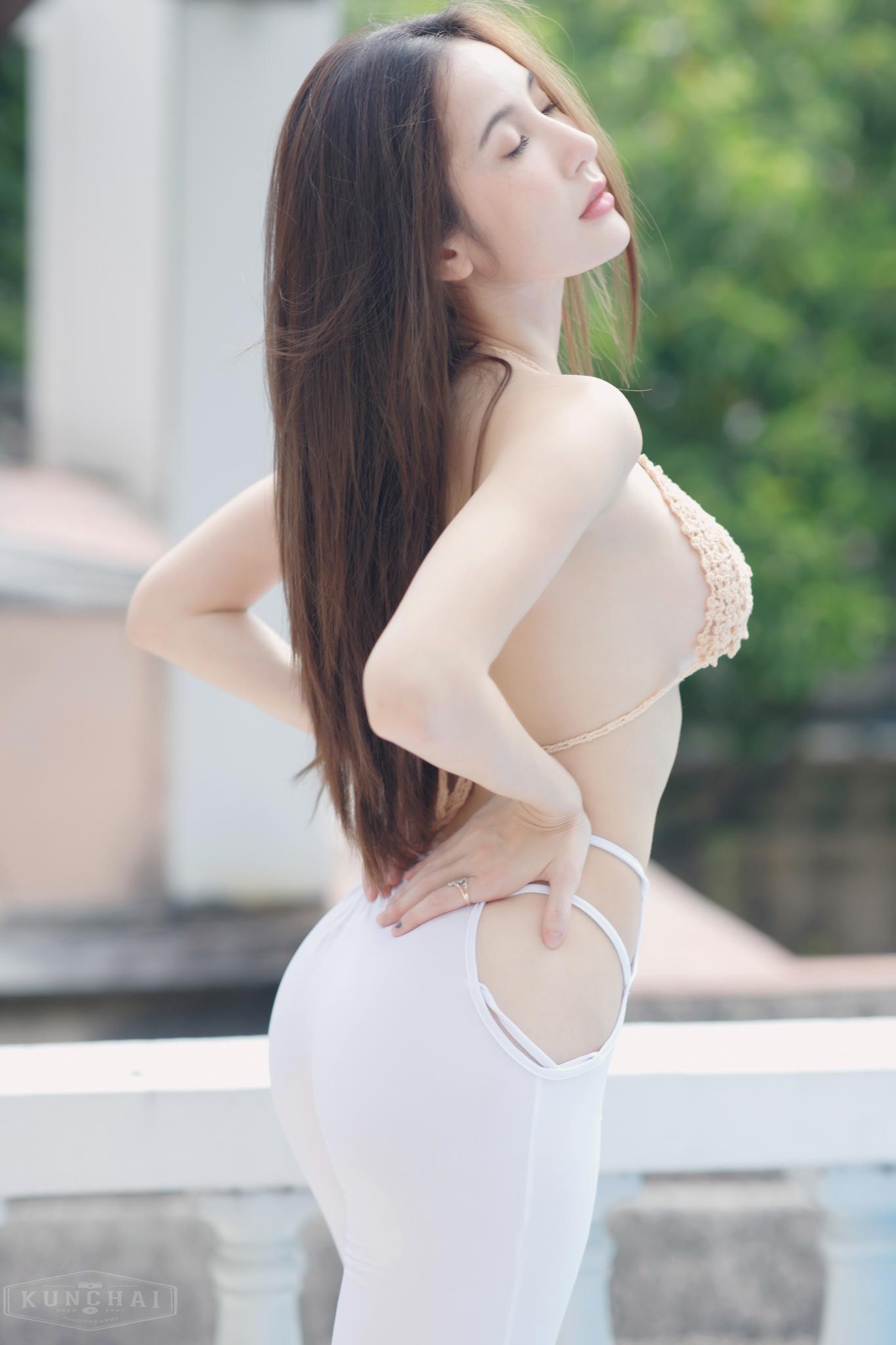 Metita Ritseeboon นางแบบ สวยน่ารัก ขาวเนียนเซ็กซี่ ดูดี หุ่นแซ่บ